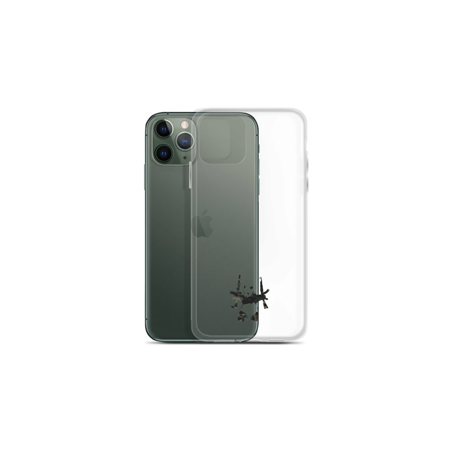 Image of Multicam Freedom Bear Clear Phone Cases