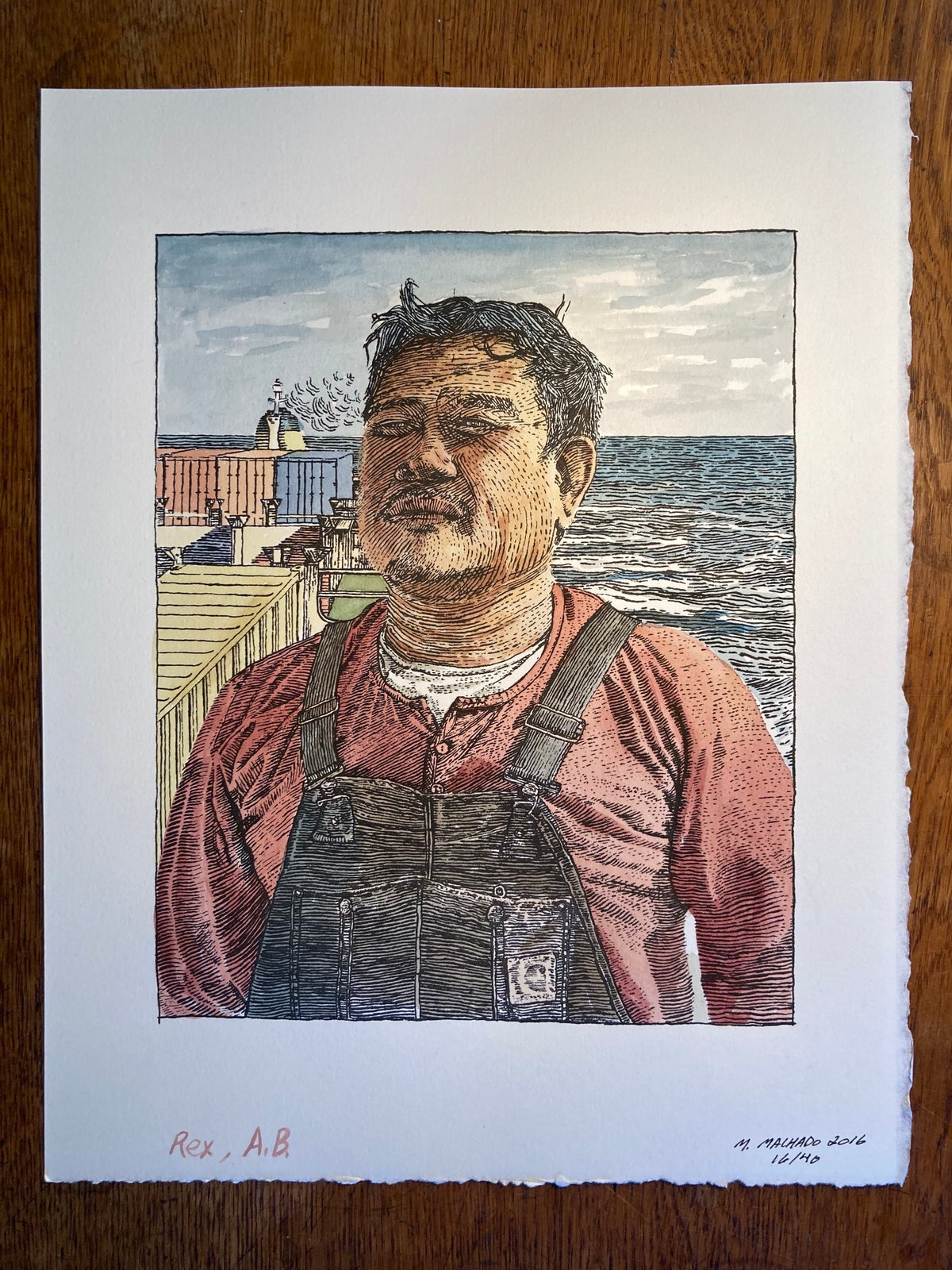Image of Rex (Able Bodied Sailor)