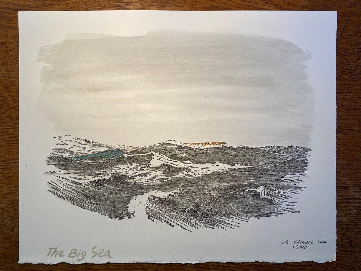 Image of The Big Sea 2 (Hand Tinted)