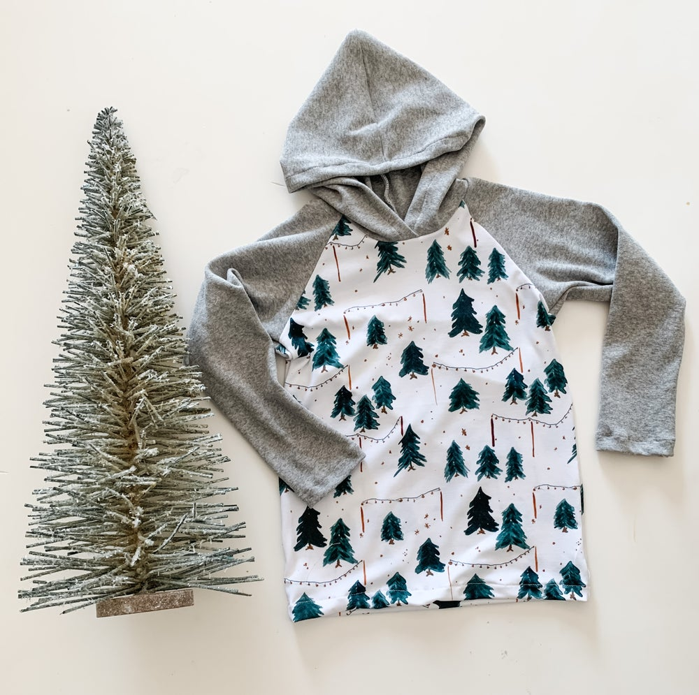 Tree Hooded Tee