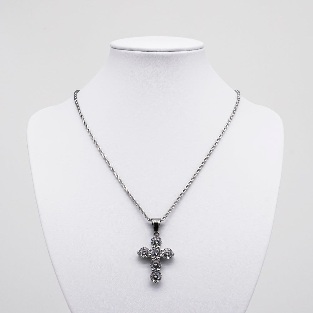 Image of GISELE | Cross Necklace