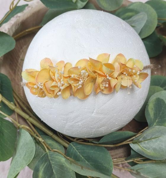 Image of Mini halo jaune