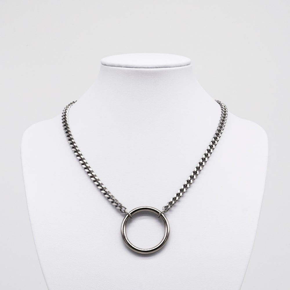 Image of CADENCE | O-Ring Necklace
