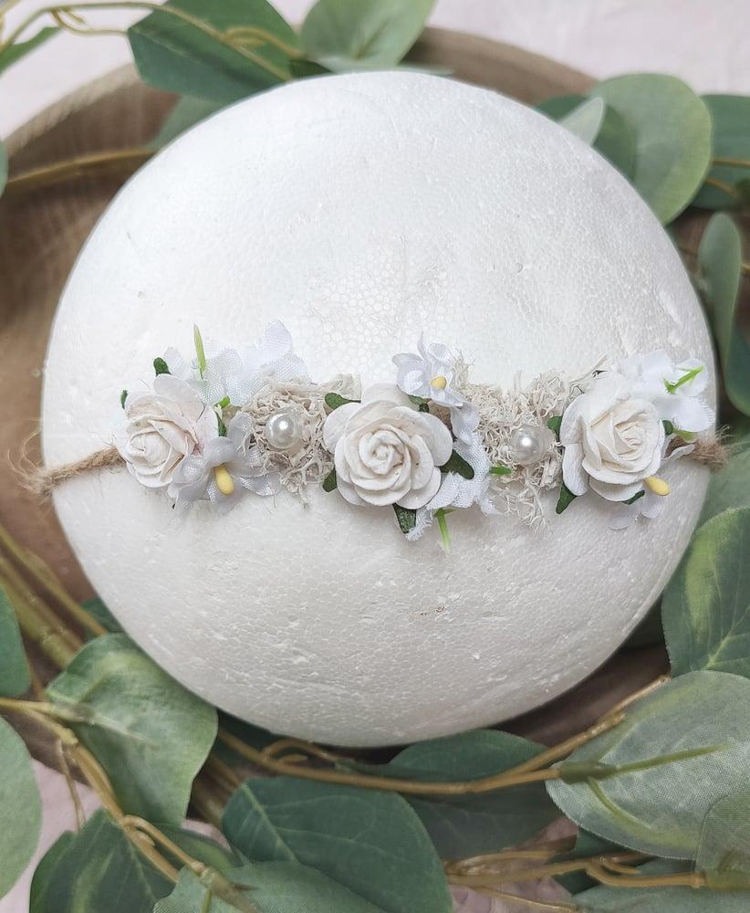 Image of Mini halo white