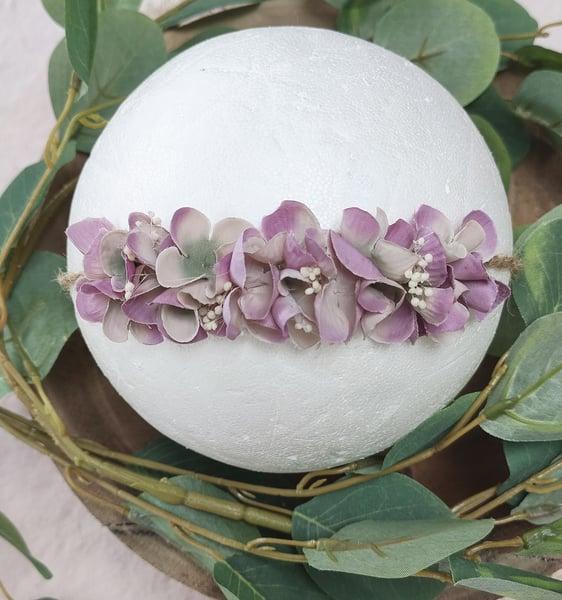Image of Mini halo lilas