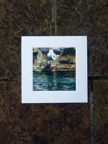 Image of Stromness Waterfront Limited Edition Print