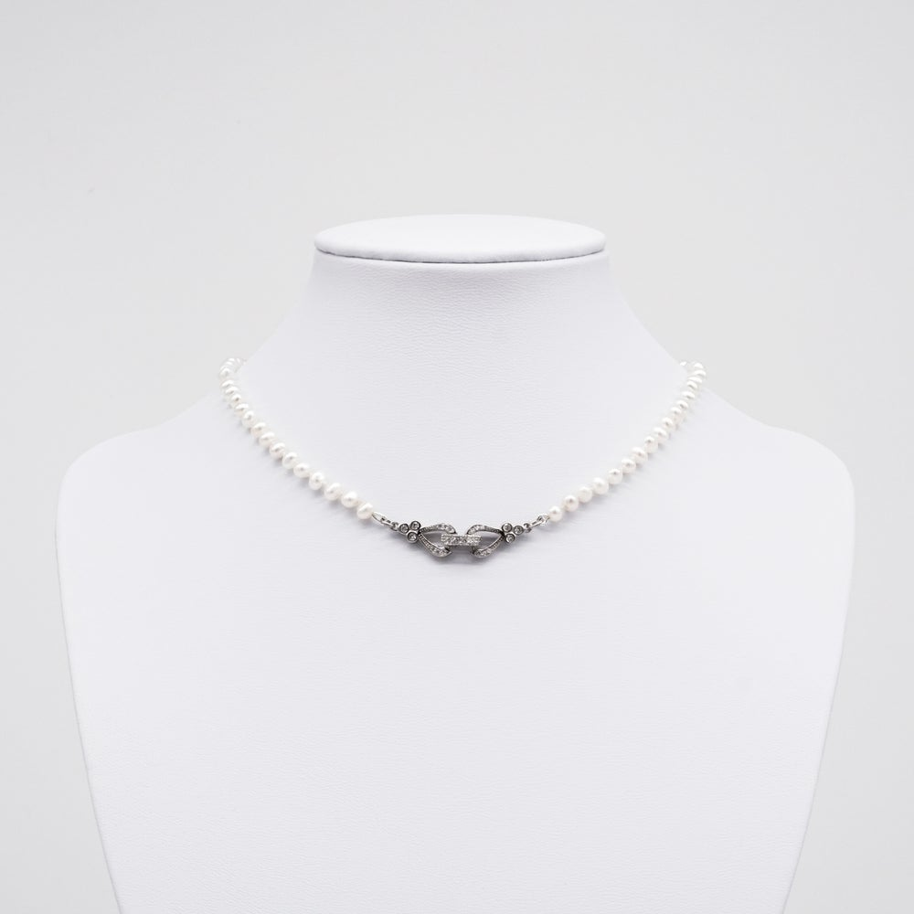 Image of LILY | Pearl Necklace