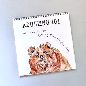 Image of Adulting 101 Wall Calendar