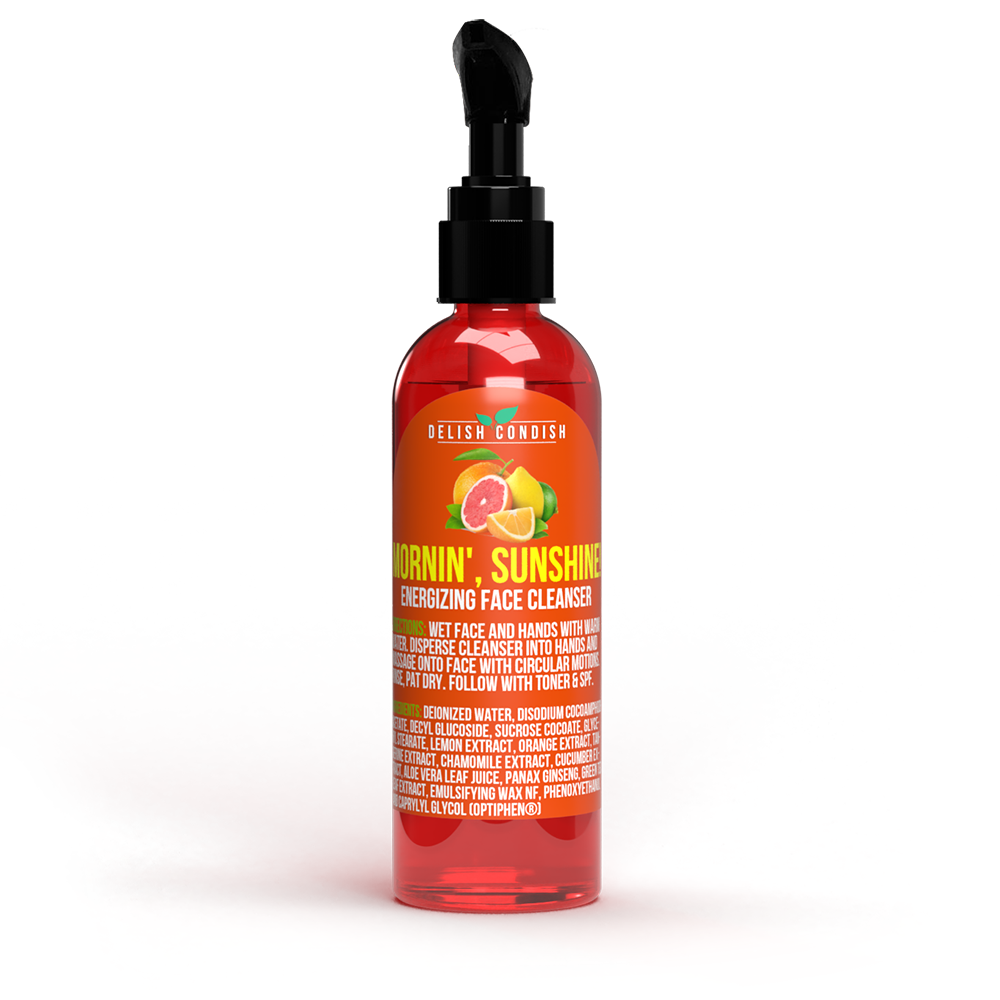 Mornin', Sunshine! Energizing Face Cleanser