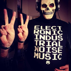 Image of ELECTRONIC INDUSTRIAL NOISE MUSIC Shirt