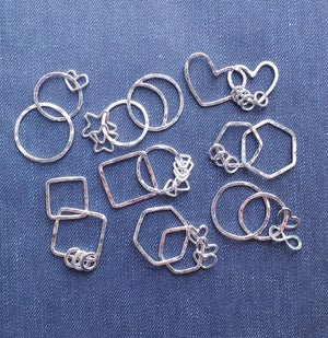 Image of family charm sets