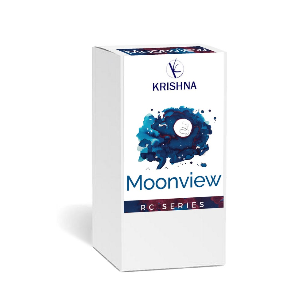 Image of Krishna Inks - RC Series Moonview 20ml