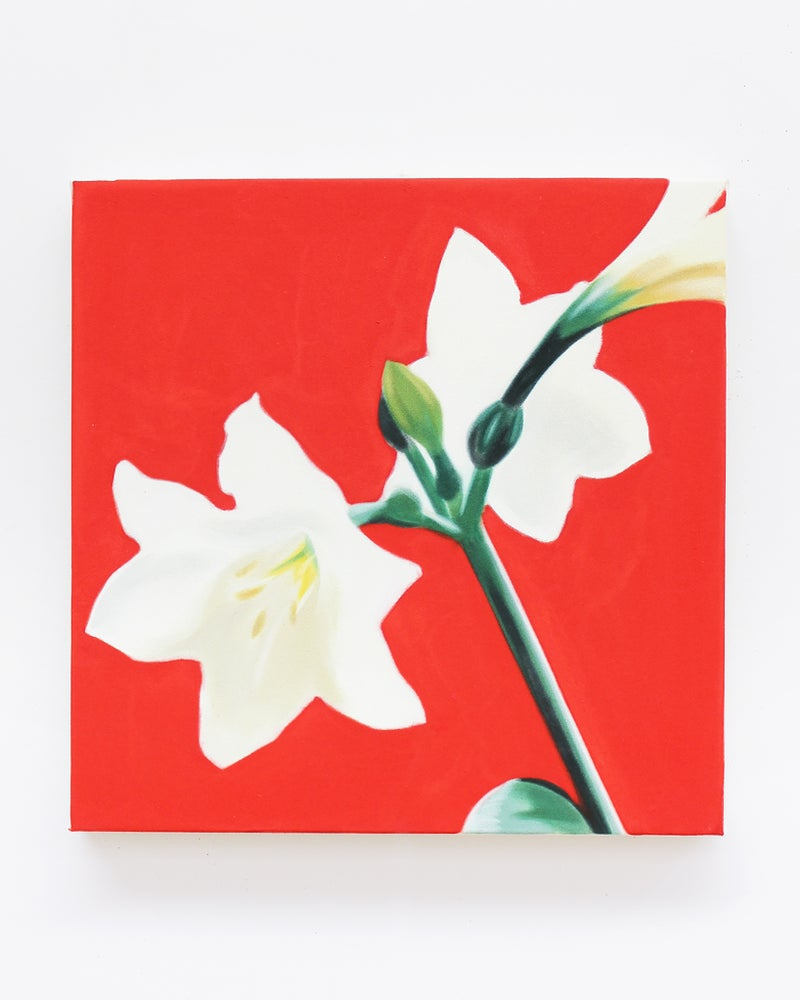 Image of Bryce Anderson - 'Bloom Two'. Original painting 2020