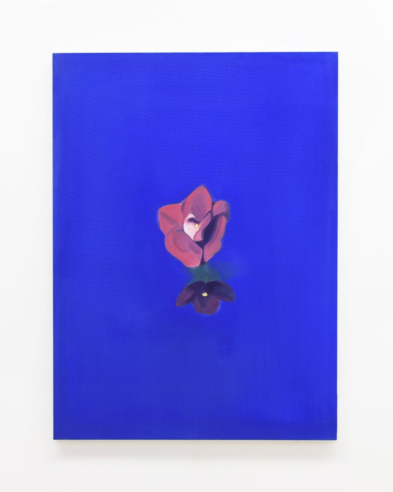 Image of Bryce Anderson - 'Blue'. Original painting 2020