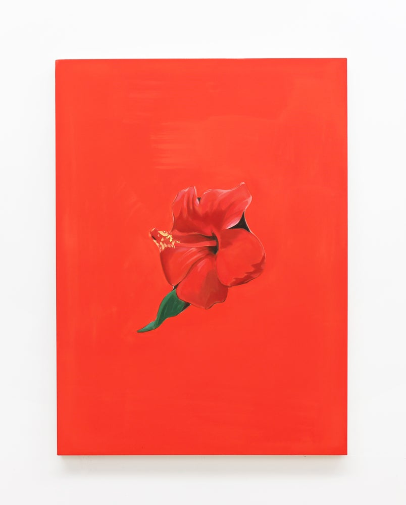 Image of Bryce Anderson - 'Red'. Original painting 2020
