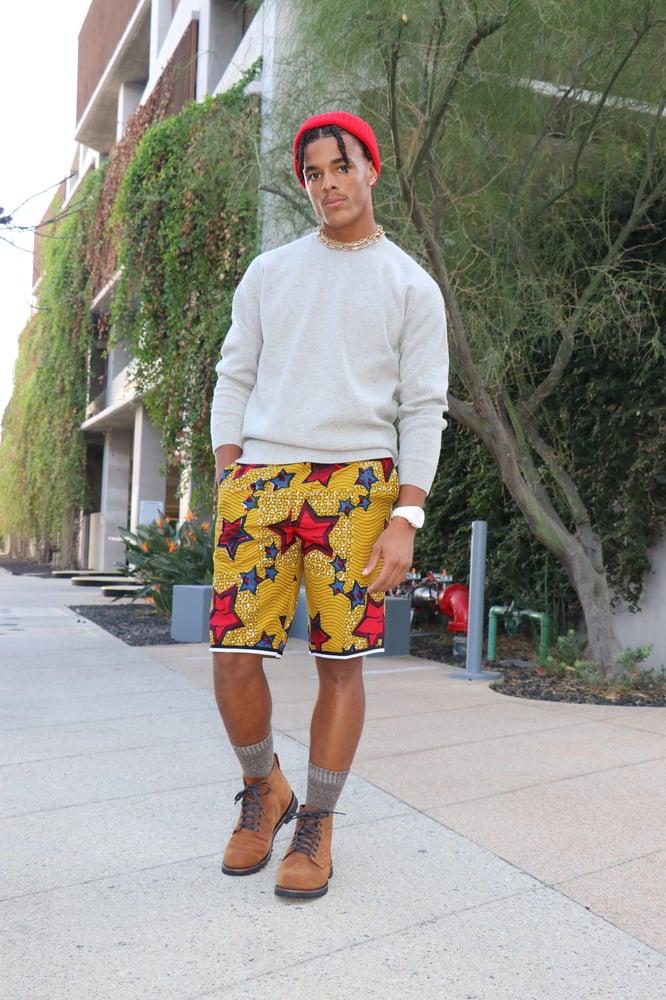 Image of the Kendu shorts