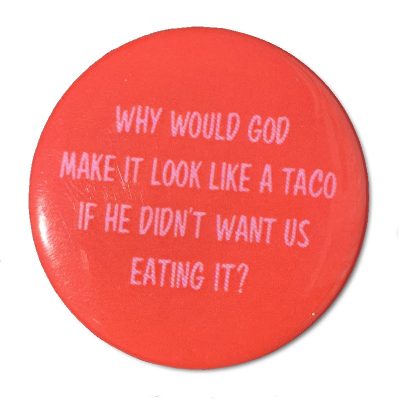 Image of Taco Button