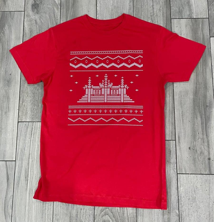 Image of Rep Cambodia Ugly X-mas T shirt