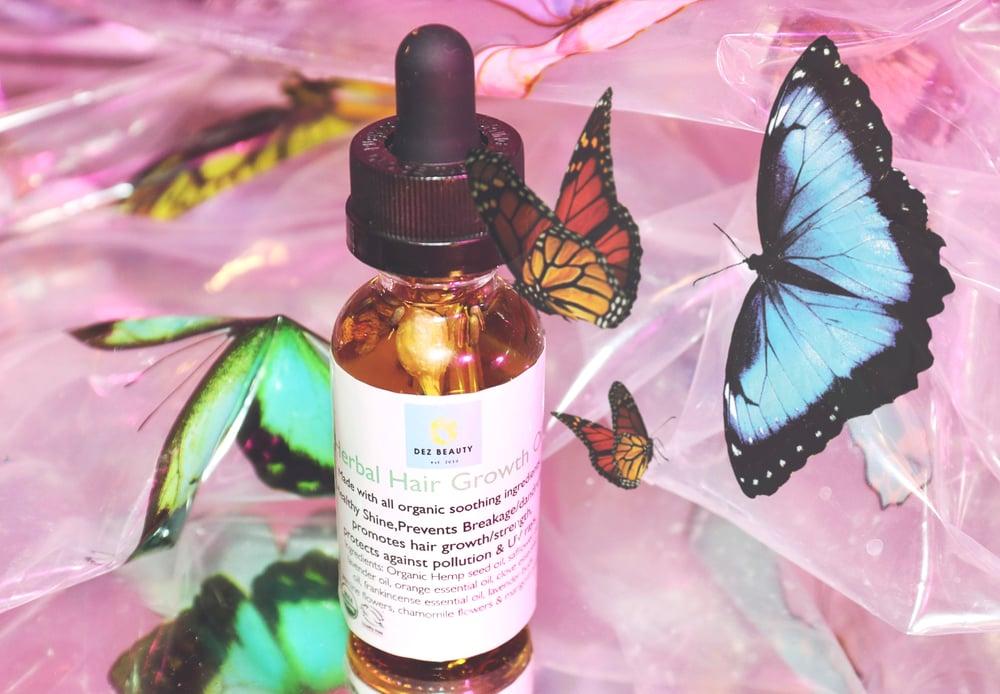 Image of Herbal Hair Growth Oil