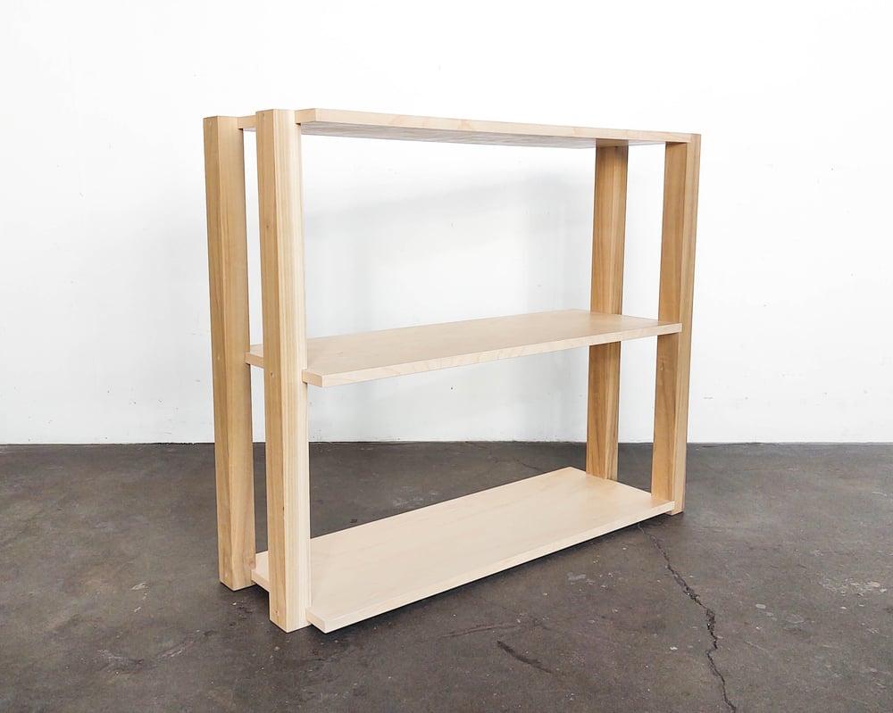 Image of L36 Modular Shelf 'The Array System' by Iridium Interiors