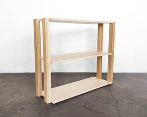 "36"" Modular Shelf 'The Array System' by Iridium Interiors"