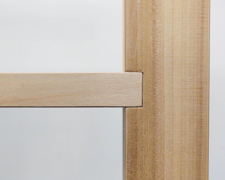 "Image of 36"" Modular Shelf 'The Array System' by Iridium Interiors"