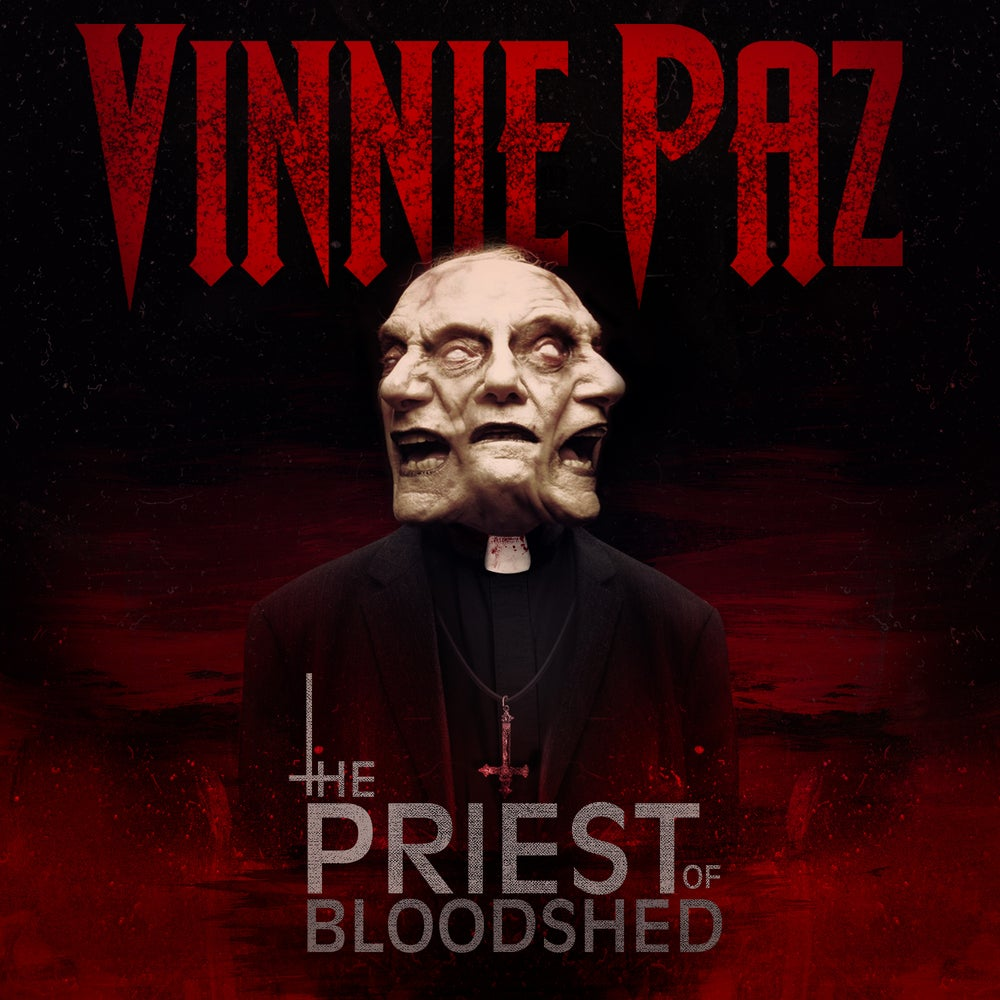 "Vinnie Paz - ""The Priest Of Bloodshed"" 2- CD Mix CD"