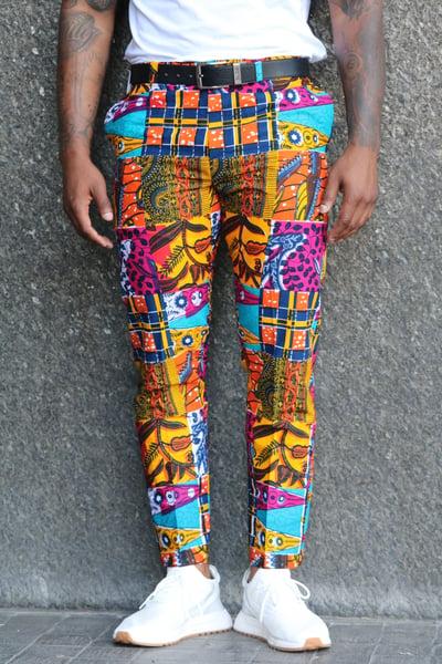 Image of The Kendu pants - asasel