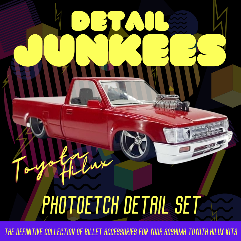 Image of Toyota Hilux Detail Set