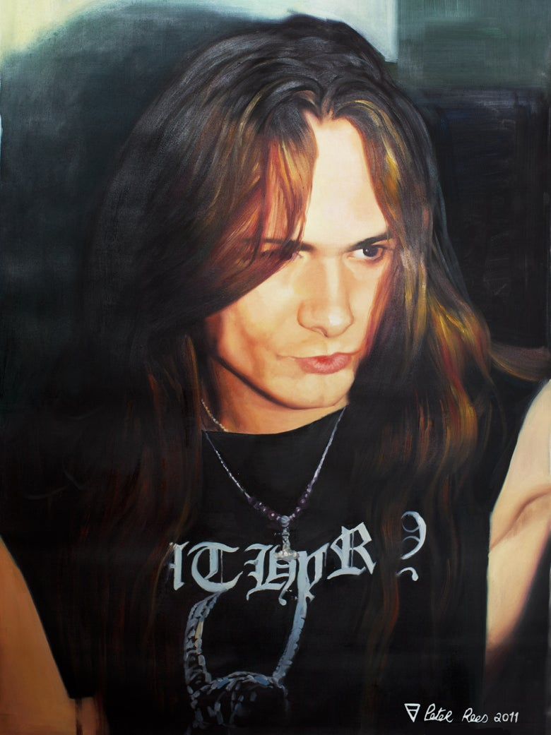Image of Quorthon limited edition A3 size artprint