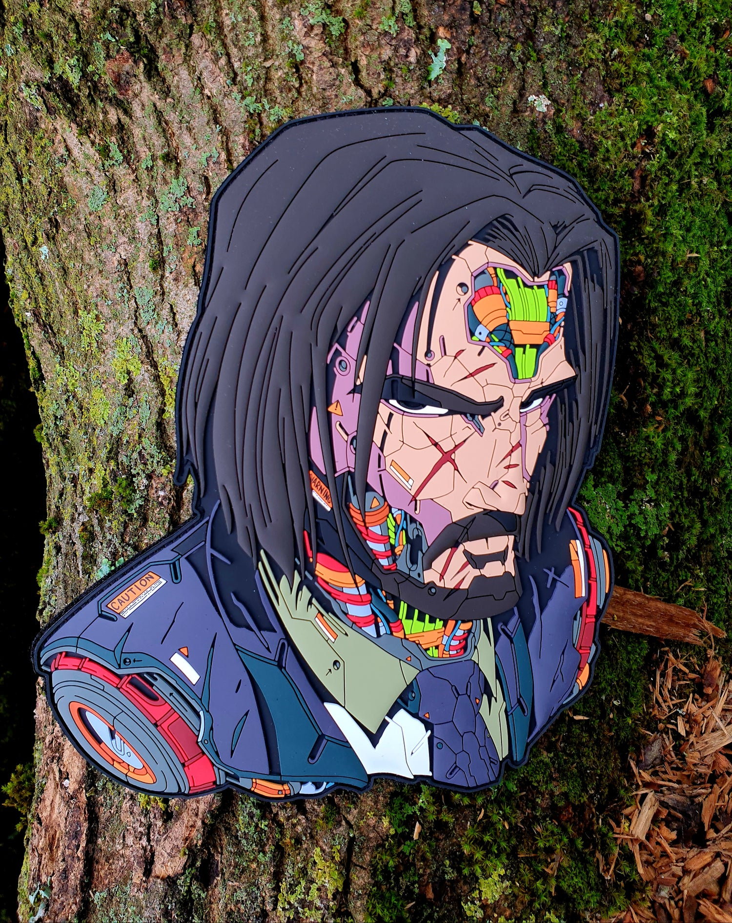 Image of Mechasoul - (PVC) The Pencil Killer