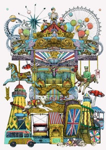 Image of Victorian Fun Fair