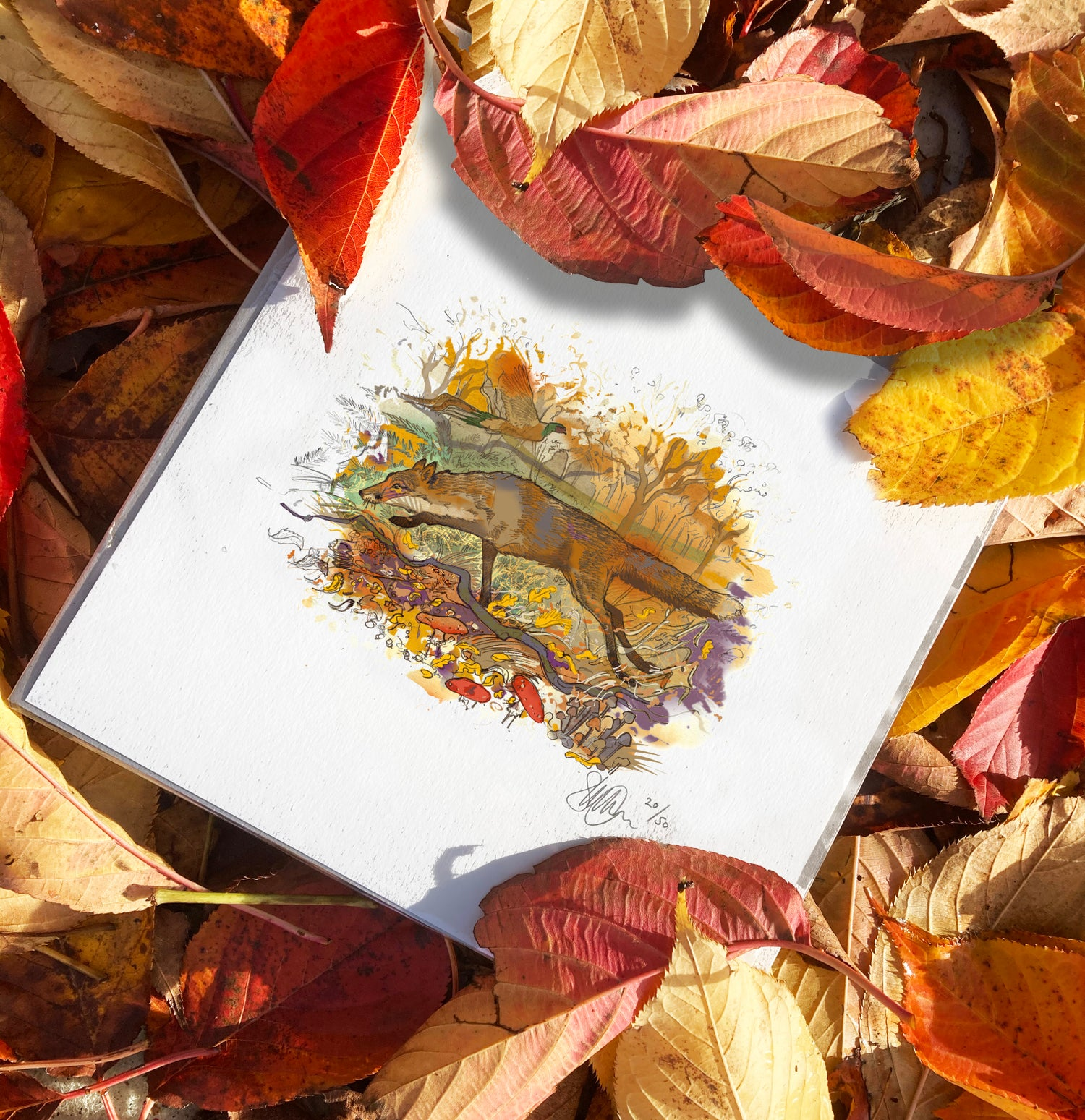 Image of Autumn Scent (Pre-Order)