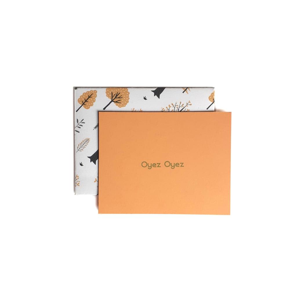 Image of Les minimots - Enveloppe + carte [Format mini]