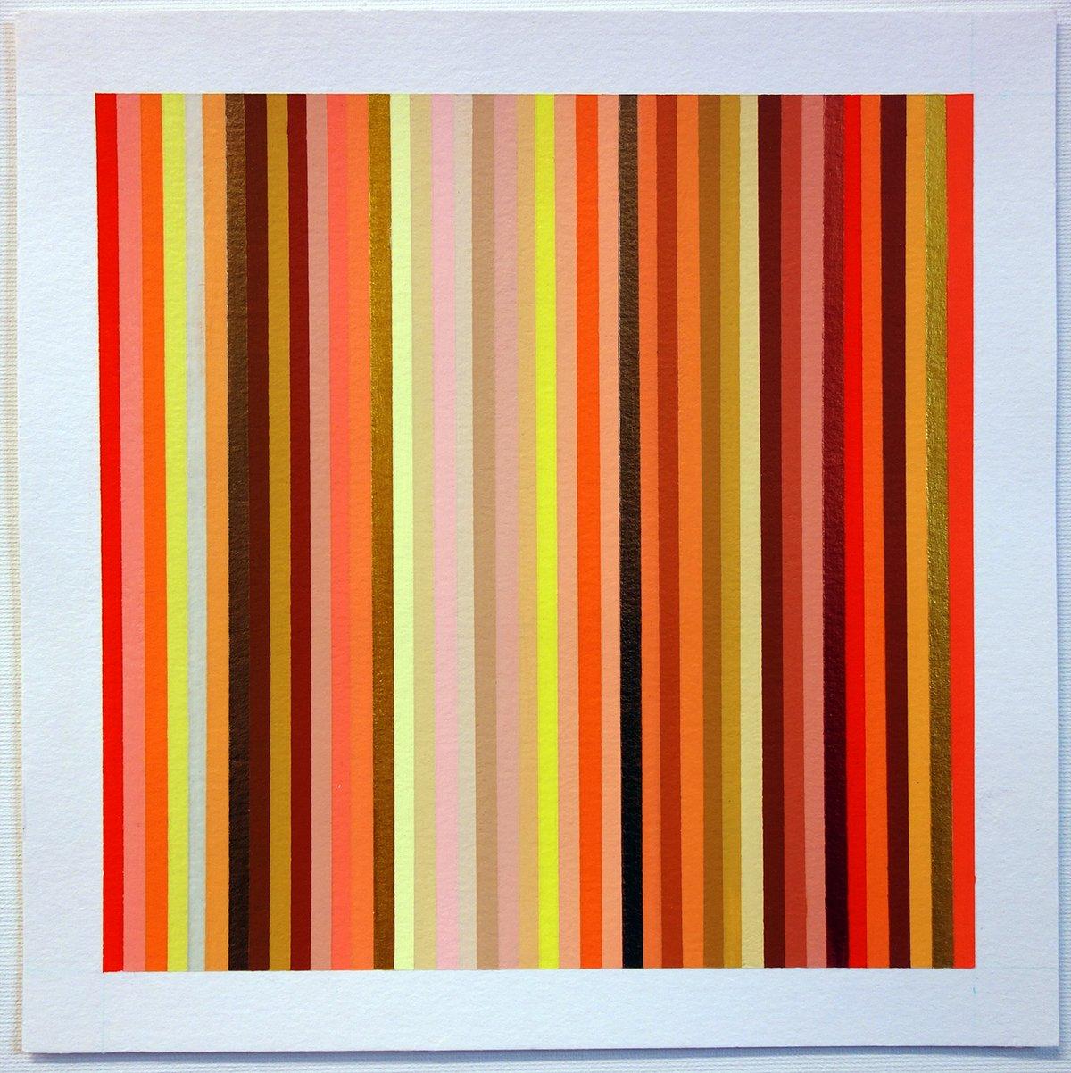 Image of 42 Shades orange, yellow and gold
