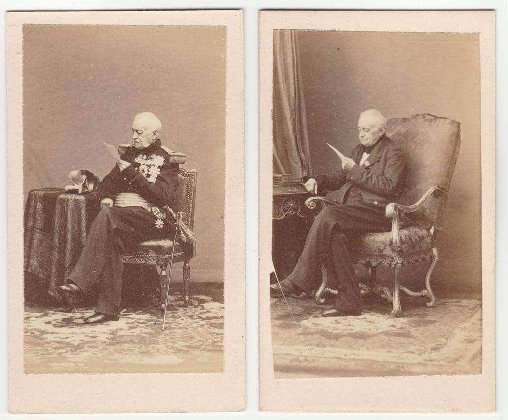 Image of Disdéri: maréchal de Castellane, ca. 1860
