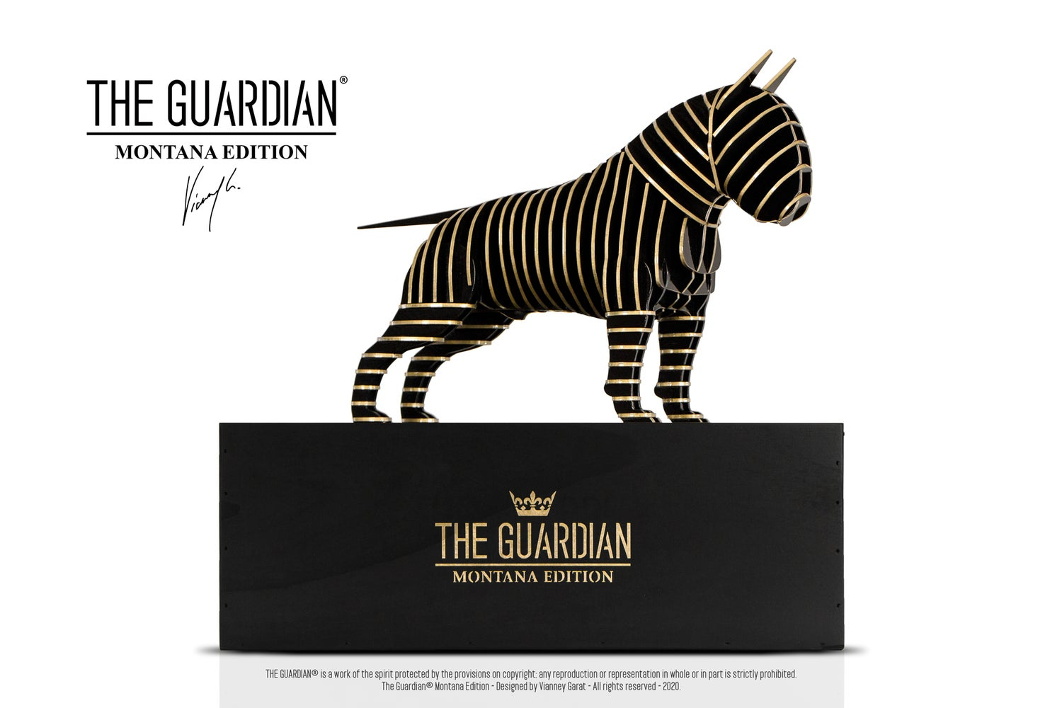 Image of The Guardian® - Montana Edition - 10 units
