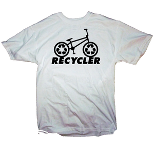 "Image of ""RECYCLER"" T-shirt"