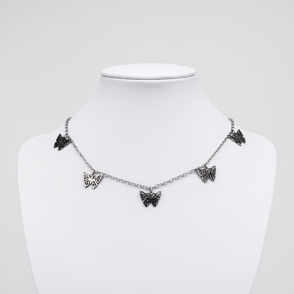 Image of CLOIRU | Butterfly Choker