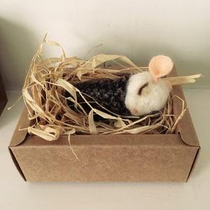 Image of Little Sleepy Mouse decoration