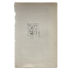 The Knight's Tomb - Antique Page