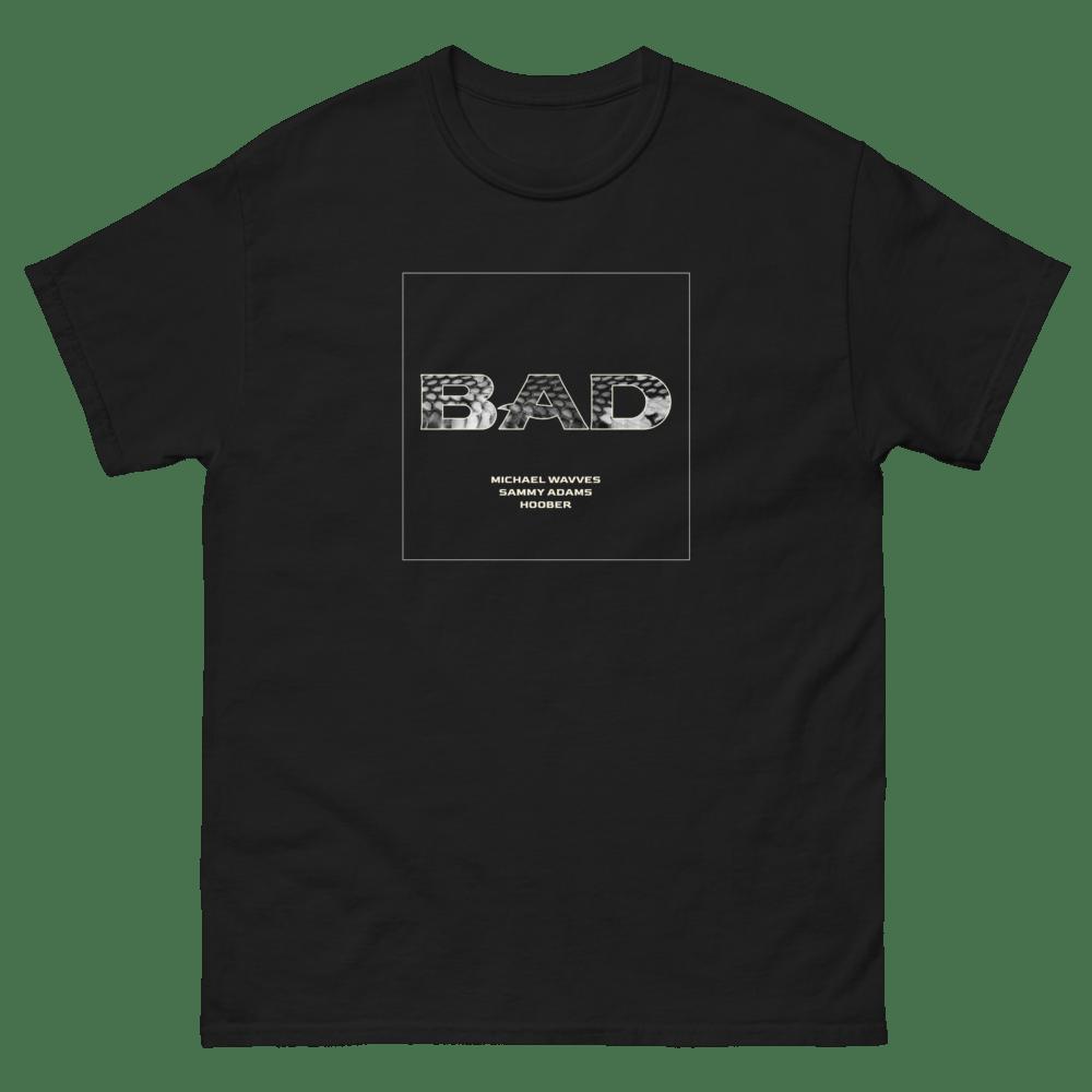 Image of *NEW* 'BAD' Snakeskin Logo Tee