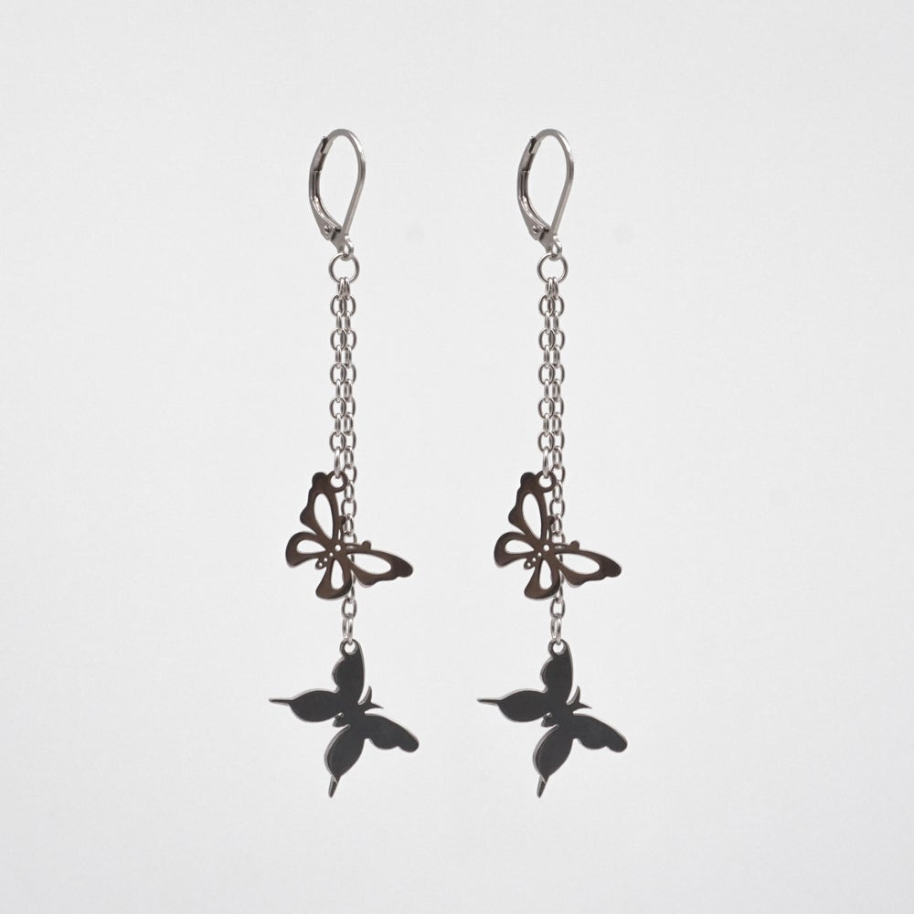 Image of ZOE | Butterfly Earrings
