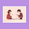 Perkin's Perfect Purple –Friends
