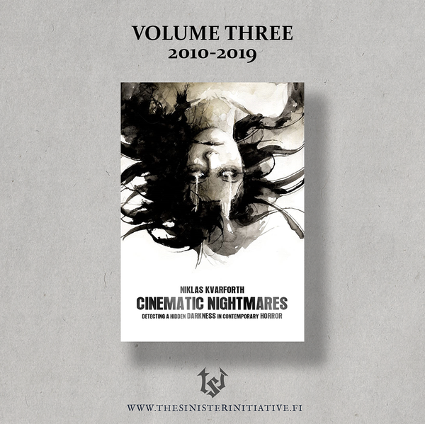 "Image of PRE-ORDER Niklas Kvarforth ""Cinematic Nightmares - Volume III"" BOOK"