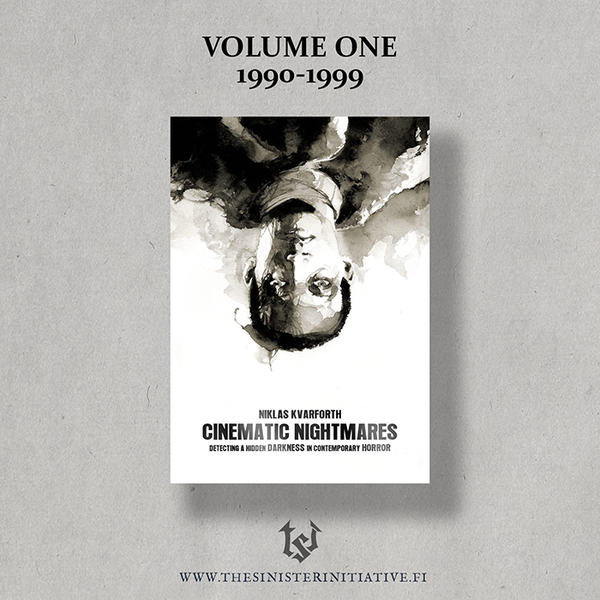 "Image of PRE-ORDER Niklas Kvarforth ""Cinematic Nightmares - Volume I"" BOOK"