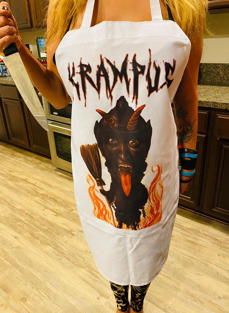Image of Krampus Apron