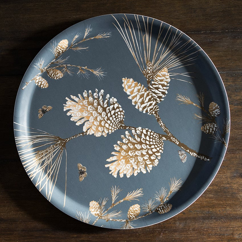 Image of Pine cone tray 38 cm