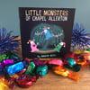 Little Monsters mini books