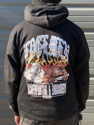 Edgemen Dog Champion Hoodie
